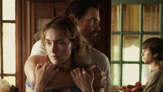 Labor Day Movie Still Josh Brolin, Kate Winslet, and Gattlin Griffith