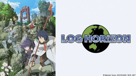 Log Horizon TV Poster
