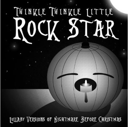 Lullaby Versions of Nightmare Before Christmas