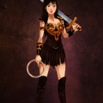 Mulan As Xena Warrior Princess