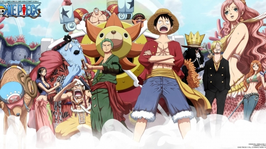 One Piece Anime On Crunchyroll
