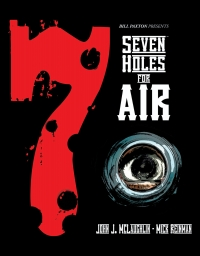Arcana Studios: Seven Holes for Air cover by Mick Reinman