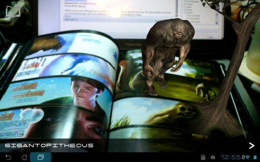 Gigantopithecus UAR Screenshot