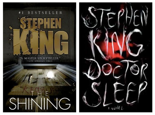 Stephen King Doctor Sleep and The Shining