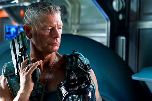 Stephen Lang in James Cameron's Avatar