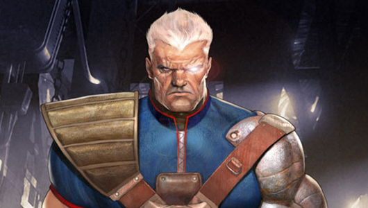 Cable from Marvels X-Men