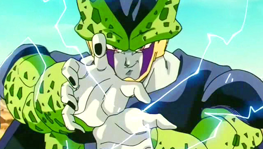 Cell from Dragon Ball Z