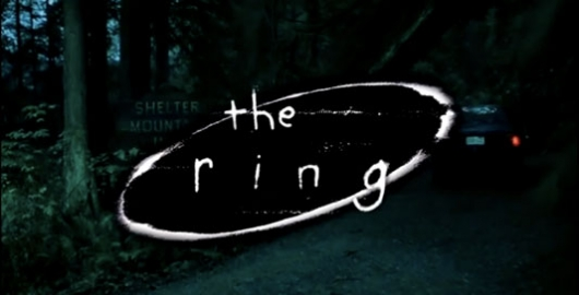 The Ring Horror Film Meets Seinfeld