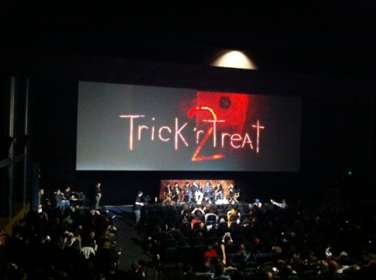 Legendary Trick 'r Treat 2 panel photo by The Iceman for Geeks Of Doom