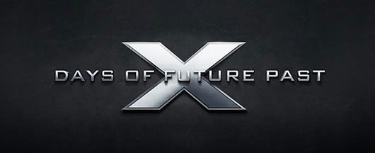 X-Men: Days of Future Past title card