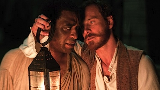 12 Years a Slave movie still: Platt and Epps