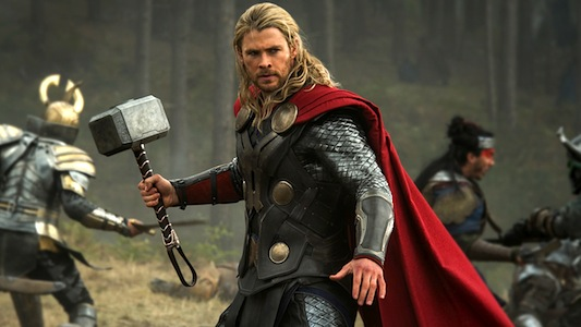 Thor: The Dark World starring Chris Hemsworth