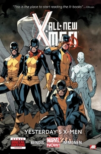 All New X-Men, Vol. 1: Yesterday's X-Men hardcover