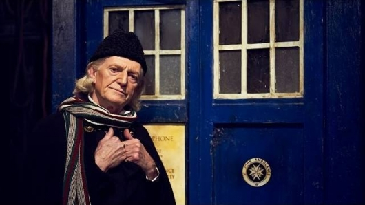 Doctor Who An Adventure In Time And Space BBC Special David Bradley TARDIS