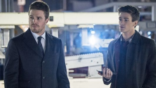 Arrow Introduces Barry Allen (The Flash) In Episode 8