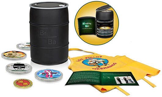 Breaking Bad The Complete Series Blu-ray Set