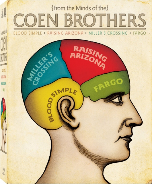 Coen Brothers Collection Blu-ray