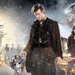Doctor Who 2013 Christmas Special The Time of the Doctor banner