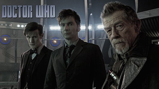 Doctor Who - Day of the Doctor - Header