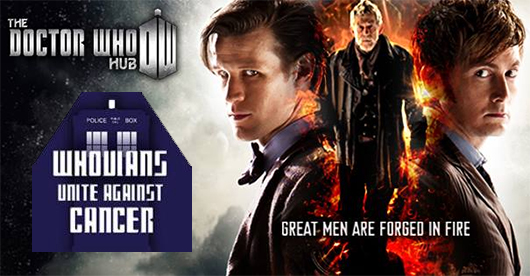 Doctor Who Fans Unite Against Cancer