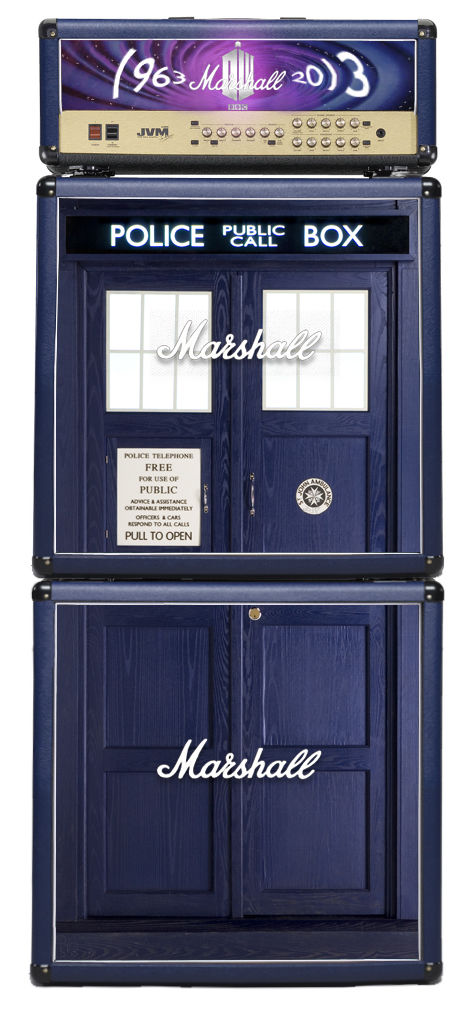 �doctor who� tardis marshall stack auction for charity