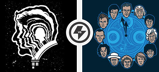 Doctor Who Shirts Regenerations and Doc Around the Clock