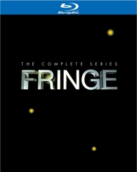 Fringe: The Complete Series blu-ray