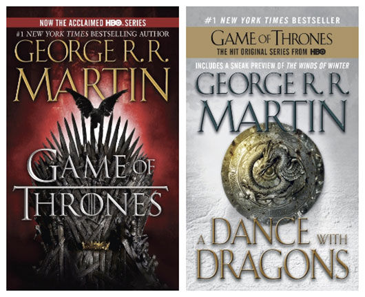 Game of Thrones: A Song of Ice and Fire George R.R. Martin books