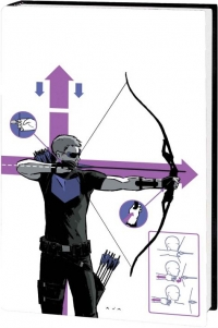 Hawkeye, Volume 1 hardcover