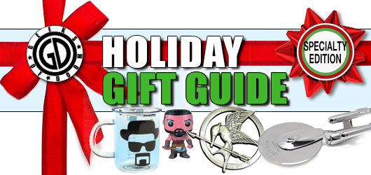 Holiday Gift Guide: Specialty Items banner