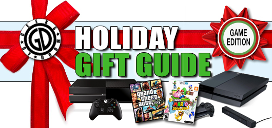 Holiday Gift Guide: Video Games banner