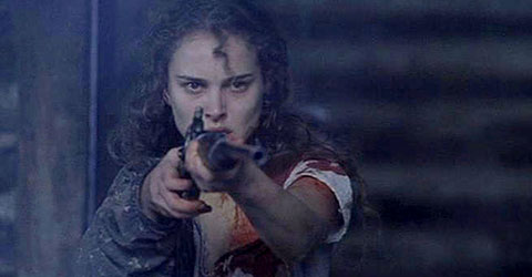 Jane Got a Gun with Natalie Portman