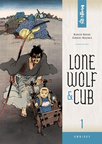Lone Wolf and Cub Omnibus, Volume 1 hardcover