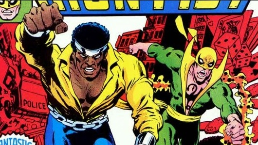 Marvel And NetFlix Team Up For DareDevil, Jessica Jones, Luke Cage, and Iron Fist MiniSeries