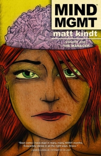 Mind MGMT, Volume 1 hardcover by Matt Kindt