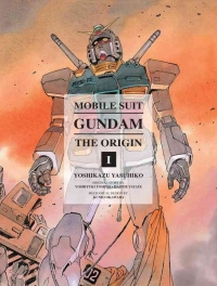 Mobile Suit Gundam: The Origin, Volume 1: Activation hardcover