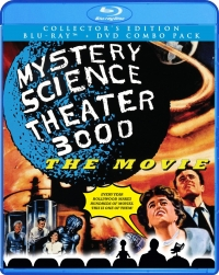 Mystery Science Theater 3000 The Movie Blu-ray