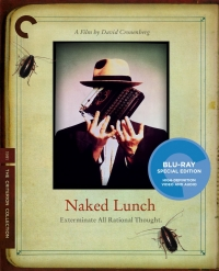 Naked Lunch: Criterion Collection Blu-ray