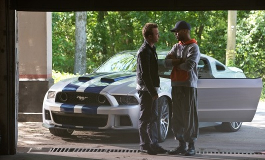 Need For Speed Starring Aaron Paul And Kid Cudi