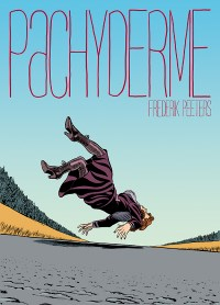 Self Made Hero: Pachyderme cover by Frederik Peeters