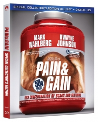 Pain And Gain Special Collectors Edition Blu-ray