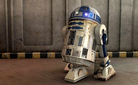 Star Wars Droid R2-D2