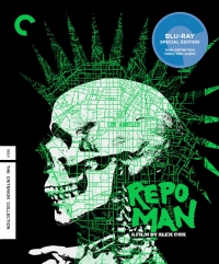 Repo Man Criterion Collection Blu-ray