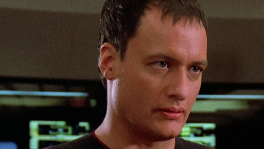 Star Trek: The Next Generation: John de Lancie as Q