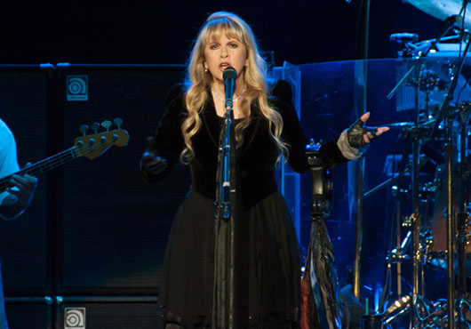 Stevie Nicks live 2013