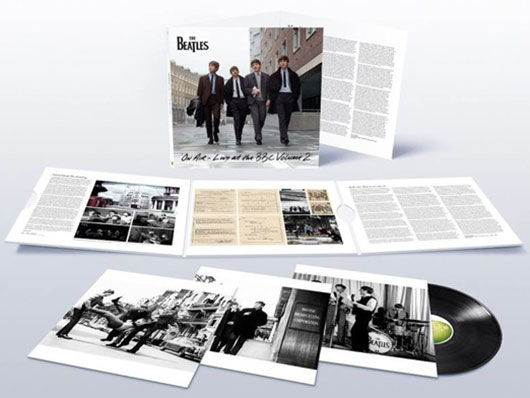 Contest The Beatles On Air Live At The Bbc Volume 2 Vinyl