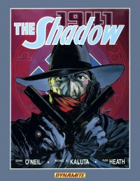 The Shadow 1941: Hitler's Astrologer cover by Michael W. Kaluta, Dynamite Entertainment