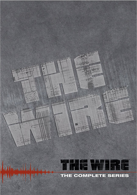 The Wire: The Complete Series DVD box set