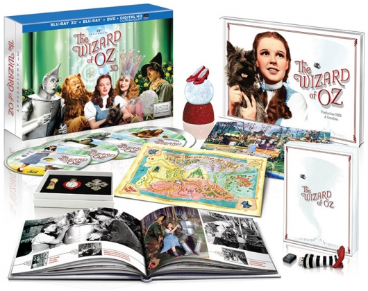 The Wizard Of Oz 75th Anniversary Edition Blu-ray