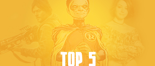 Top 5 Sidekicks